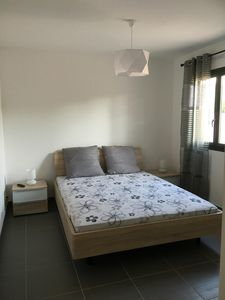 Photo for T2 apartment of 55 sqm terrace 4ps, air conditioning, jacuzzi ...