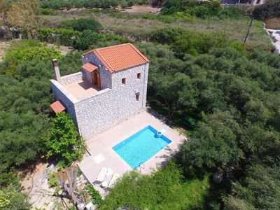 Photo for The Villa Stafro Stelo No. 24 is located in an olive grove very rural and quiet with two other villas.