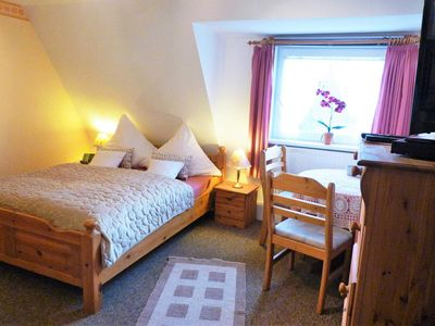 Photo for Double room No. 4 - room rental Malkowsky (without breakfast)