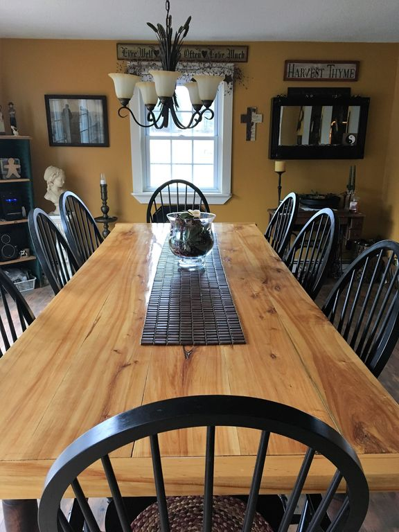 Country Home In The Lakes Region Of NH HomeAway Alton - Farmers table nh