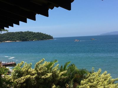 Photo for Casa Linda Panoramic view of Ilha Grande