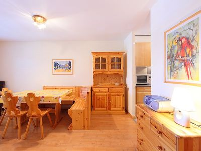 Photo for Apartment in the center of Nendaz with Internet, Lift, Parking, Terrace (37481)