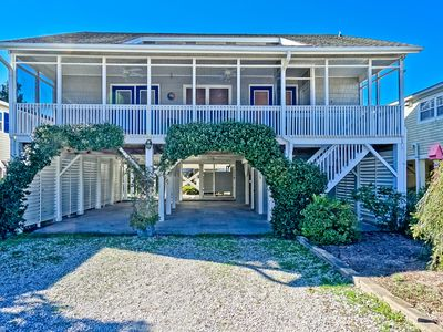 Photo for Just steps away from  Sunset Beach surf & sand!