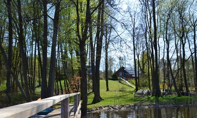 Photo for Loft directly on the lake !!!