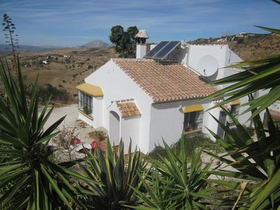 Photo for SECLUDED VILLA , PRIVATE HEATED POOL, AIR-CON & INTERNET, IN A BEAUTIFUL SETTING
