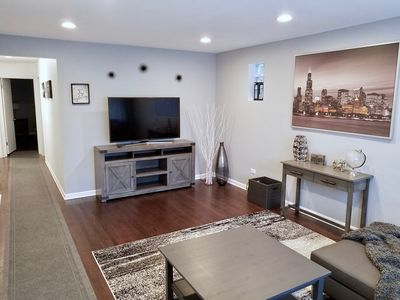 Photo for ⚡️NEW! Stylish & Cozy 3BDRM, 10min/ORD, 20min/DT❤️