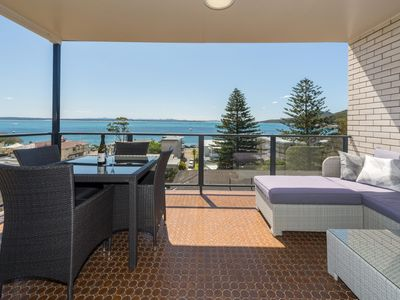 Photo for Views of Shoal Bay and a Pool!