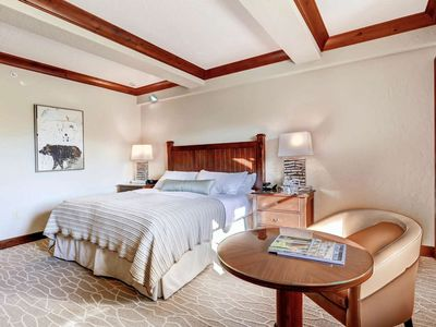 Photo for Ski-in/out Luxury Resort King Suite inside Ritz-Carlton Bachelor Gulch