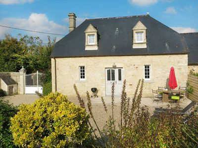 Photo for Vacation home in Monfreville, Normandy / Normandie - 4 persons, 2 bedrooms