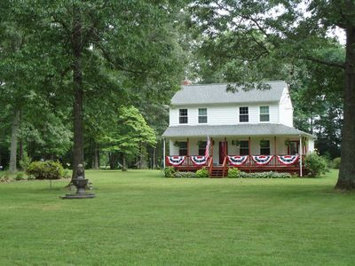 Photo for Country B&B, with 5 star reviews, waiting for you off  I-95 exit 98 Hanover, VA