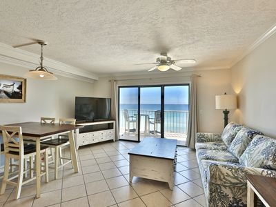 Photo for Summit 8th floor sleeps 6 ***FREE BEACH CHAIRS***