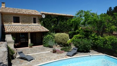 Photo for Holiday house Fournès for 1 - 4 persons with 3 bedrooms - Holiday home