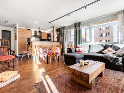 Photo for Apartment 5 pers. close to the slopes - Maeva Individuals - 2 Rooms 5 persons Prestige