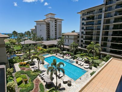 Photo for 4/19-4/30 $385=>$315 Ko Olina Beautiful Direct Ocean View 2BR 2BA