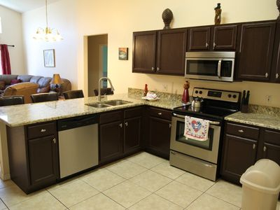 Photo for Family-Friendly Resort Home Nicely Decorated Within 10 Mins To Disney