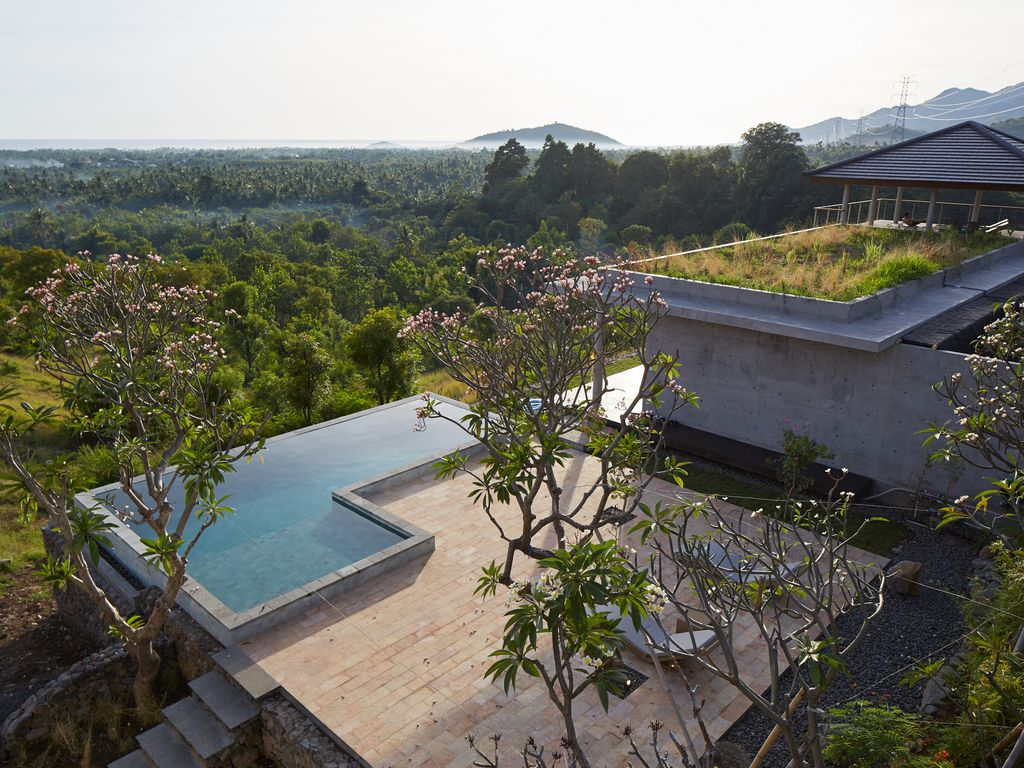 Villa Arun And Anak Sumberkima Hill Re Homeaway Garden By The Bay Retreat