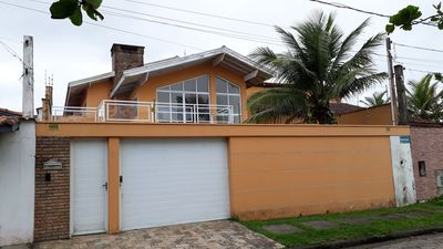 Photo for Super charming beach house to host the whole family! Beach view!