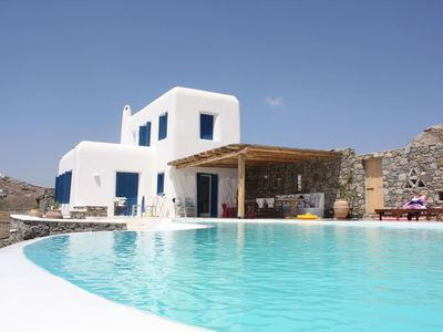 Photo for Tranquil 5 bedroom Villa Private Pool and amazing Views