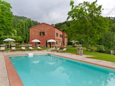 Photo for Luxurious Villa in Tredozio Tuscany with Panoramic Views
