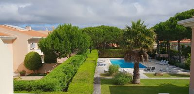 Photo for 3 Bedroom Duplex Apartment with pool in Cascais