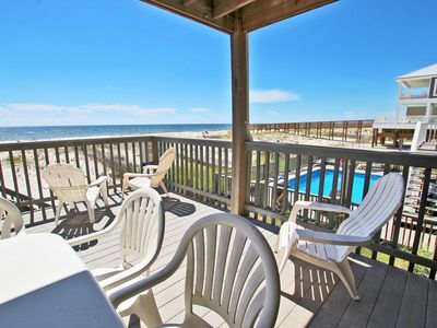 Photo for Parsonage Duplex-Create Tan Lines and Memories! Spend Your Vacation Here