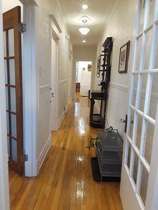 Photo for Charming apartment located in the quiet, safe and friendly neighbourhood.