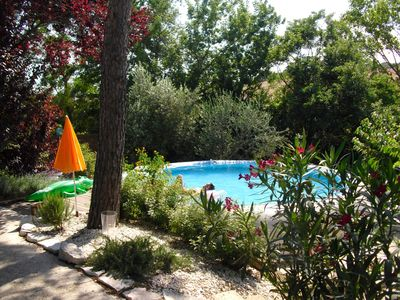 Photo for Villa Paradiso with pool between vineyards, sunflowers and olive groves