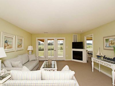 Photo for BB681: 1st floor 2BR Bethany Bay condo | Minutes to the beach | Golf, pool & more!