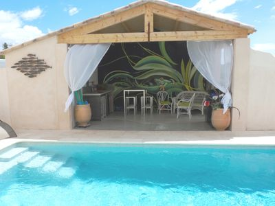 Photo for villa in the countryside with garden, terraces, private pool, air conditioning