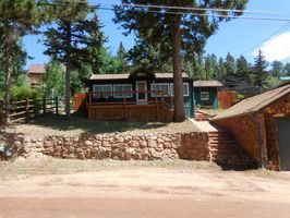 Photo for 2BR Cottage Vacation Rental in Green Mountain Falls, Colorado