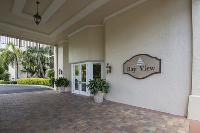 One of your finest vacations awaits you through these lobby doors - Welcome!
