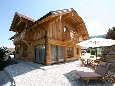 Photo for Modern Chalet with Garden near Ski Area in Salzburg