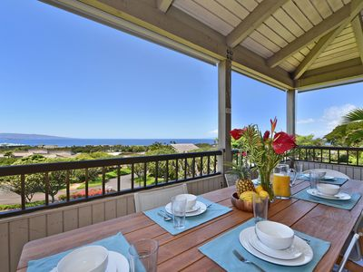 Photo for Wailea Ekolu 502 - Incomparable Ocean View! See Molokini From Your Living Room!
