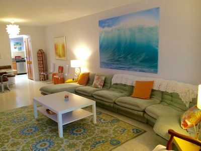 Photo for Perfect LOCATION. Waterfront complex - across the street from ST PETE beach.