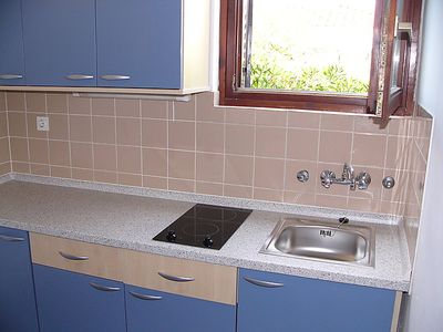 Photo for Apartment Gajac in Pag/Novalja - 4 persons, 1 bedrooms
