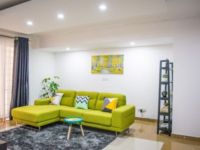 Photo for Colourful, Luxurious 2 BDR Apartment in Kileleshwa