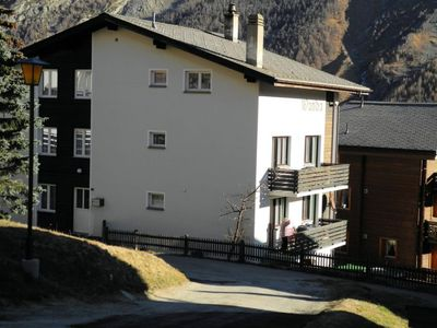 Photo for Apartment Wanda in Saas-Fee - 3 persons, 1 bedrooms