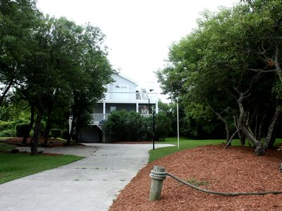 Photo for Oceanside Beautiful home in Duck! Spacious home, massive decks! Pool table, Pet friendly!