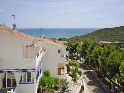 Photo for Apartment, Peñíscola  in Costa del Azahar - 4 persons
