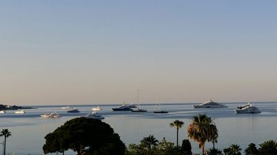 Photo for Luxury accommodation with panoramic sea view Juan les Pins