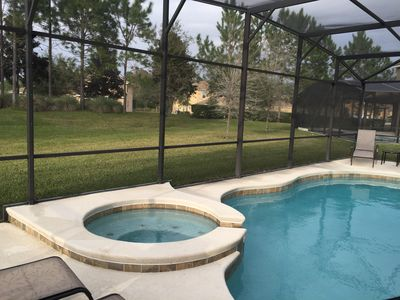 Photo for 5 STAR - 5 Bedroom pool home in Kissimmee/Orlando