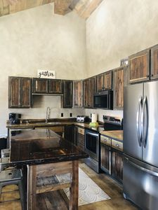 Photo for BRAND NEW Custom Built Rustic Condos Minutes from Glacier!Building 338 Unit #4-