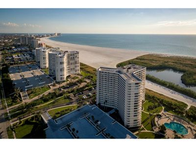 Tower 3- Marco Island looking south down the beach