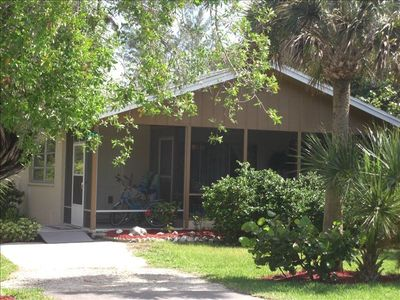Photo for 2 Bedroom Cottage Sanibel Island Two Blocks from Beach-Great!!