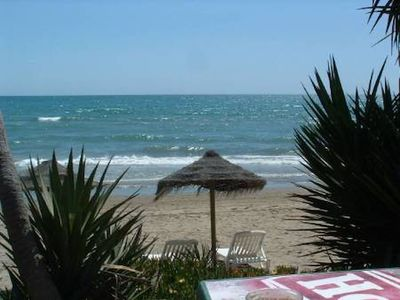 Photo for Marbella 5* Luxe Beach Apartment