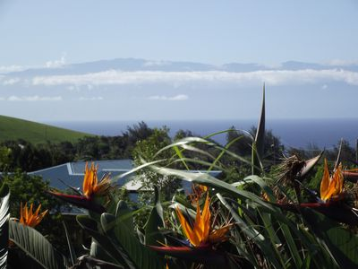 Northwest Vista towards Haleakala, Maui