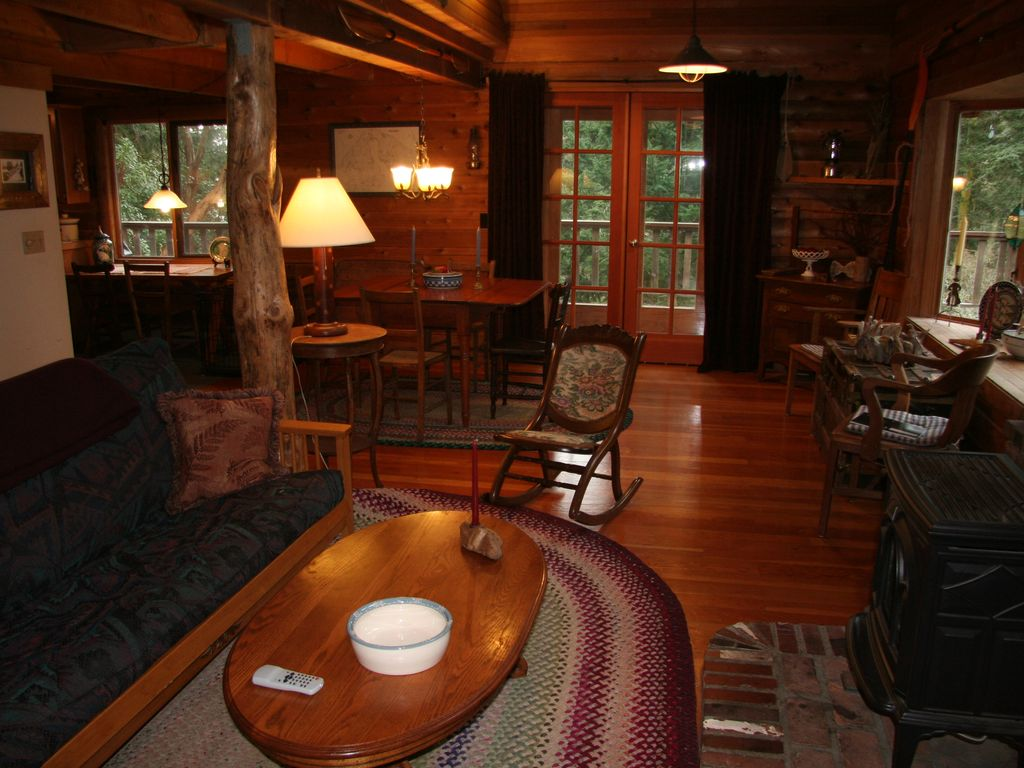Property Image#4 Secluded Orcas Island Cabin