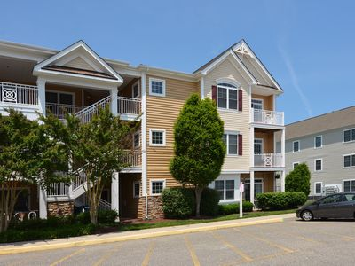 Rehoboth Beach 3BR Condo w/ Community Amenities Sleeps 6