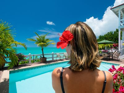Ocean Views From Every Room | Private Pool | Next To Taylor Bay Beach