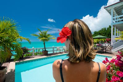 Sunset Point Oceanfront Villa - Providenciales, Turks & Caicos